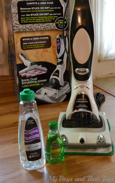 Shark Sonic Duo Floor Cleaner by Shark Sonic Duo Floor Cleaner Sponsored Review