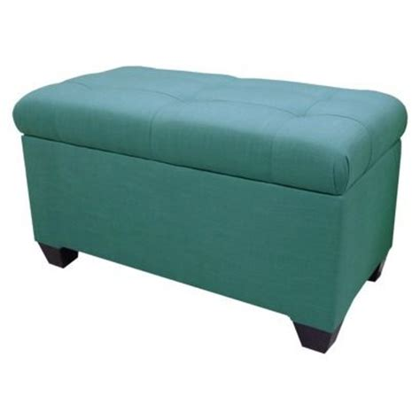 Teal Storage Ottoman Teal Storage Ottoman Bogo Teal Faux Suede Storage Ottoman Bed Bath Beyond Shelton Tufted Top