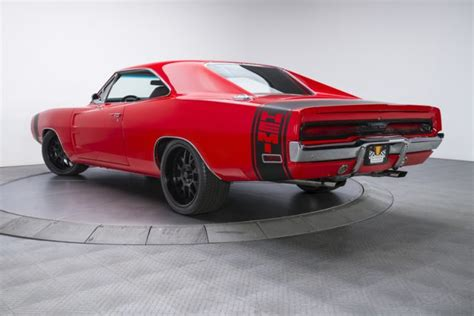 1970 dodge charger 500 426 hemi textbook restomod definition