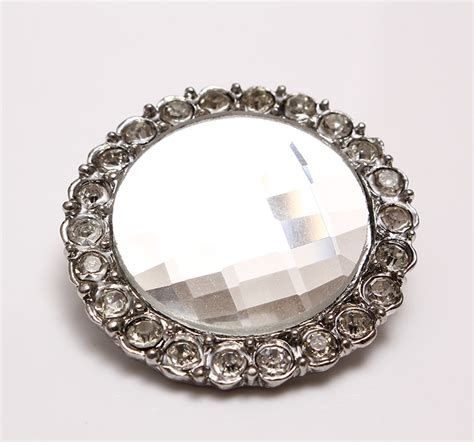 rhinestone upholstery buttons aliexpress com buy 100pcs lot 35mm crystal rhinestone