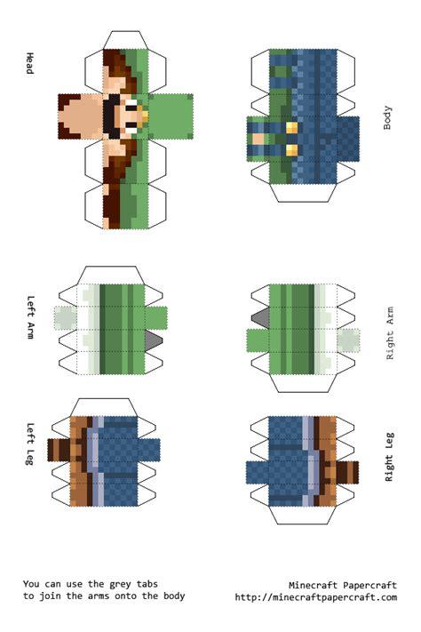 Papercraft Luigi - papercraft luigi
