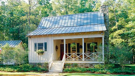 the growth of the small house plan buildipedia cabin house plans southern living house plans