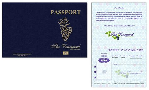 passport pages template pictures to pin on pinterest