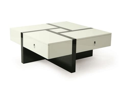 black and white coffee table the beautiful color combination of black and white coffee