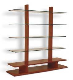 glass display shelves