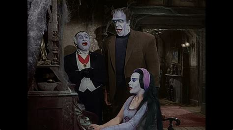 munsters in color the munsters family singing time in color pop
