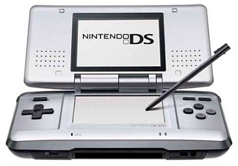 original nintendo console nintendo ds original silver console