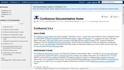 confluence faq template gallery templates design ideas