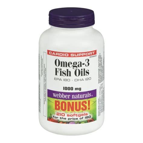 Omega 3 Omegacor Natures Health Omega 3 Epa Dha Tertinggi 1 buy webber naturals omega 3 salmon fish oils in canada free shipping healthsnap ca