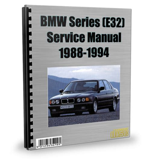 chilton car manuals free download 1994 bmw 7 series seat position control service manual ac