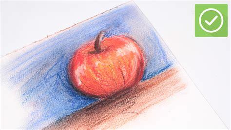 cmo pintar 27 pasos con fotos wikihow c 243 mo pintar con crayones pastel 13 pasos con fotos