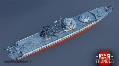 war thunder boats development project 1124 armored river boat waterborne