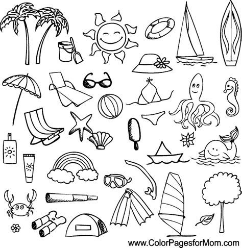 Condo Coloring Pages Coloring Pages Vacation Coloring Pages