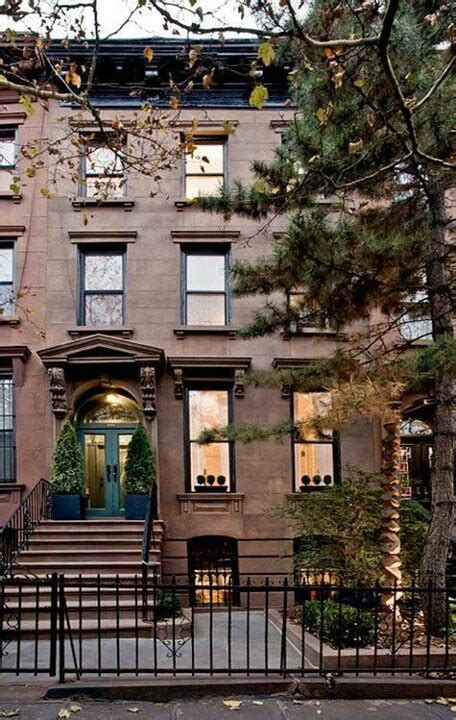 brownstone homes beautiful brownstone city living