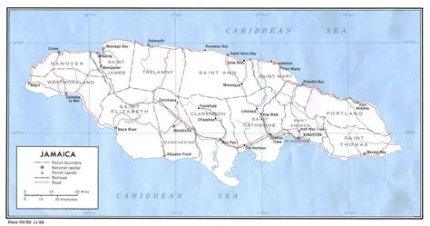 america map jamaica maps of jamaica map library maps of the world
