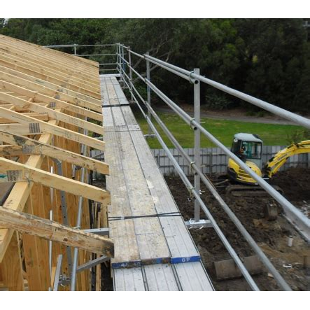 planked walkway scaffold hire melbourne