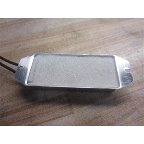 micron electric resistor micron 80w 1 25ωj resistor 80w 1 25ωj new no box mara industrial
