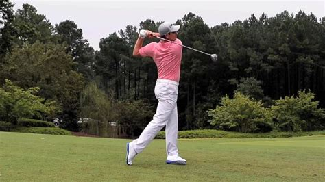 justin rose golf swing video watch approach shots justin rose how to rip your 3 wood