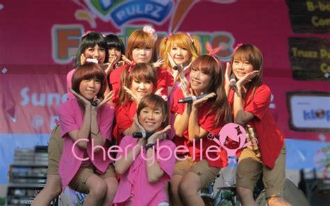 tutorial dance cherrybelle biodata dan profil lengkap cherrybelle info terbaru terkini
