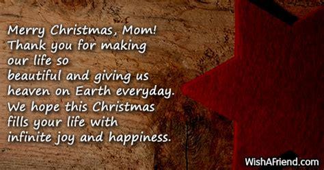 merry christmas mom    christmas messages  mom