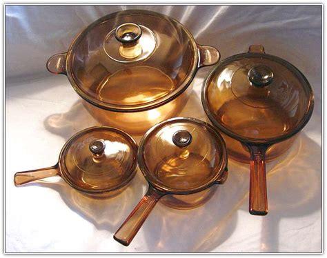 pyrex glass cookware set home design ideas