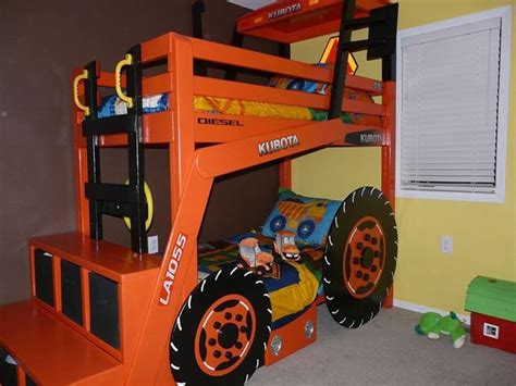 tractor bunk bed best 25 tractor bed ideas on pinterest