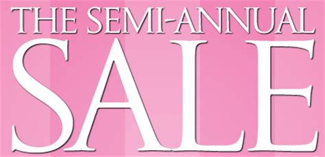 Semi Annual Sale by Semi Annual Sale At Victorias Secret Manufacturer Coupons