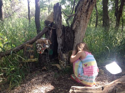 Backyard Ground Ideas Zilker Botanical Garden Visit The Fairy Trail And The