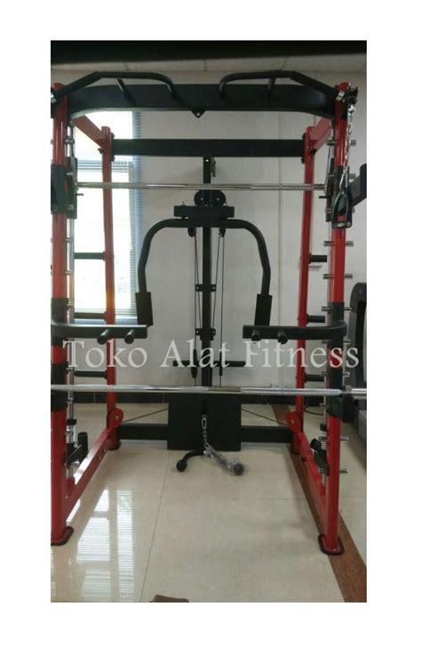 Lat Fitness Revoflex Alat Fitness Sixpack Berkualitas multy smith machine bga302m toko alat fitness