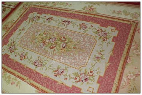 Country Style Area Rugs 8x10 Vintage Style Country Aubusson Area Rug Antique Pastel Colors Country