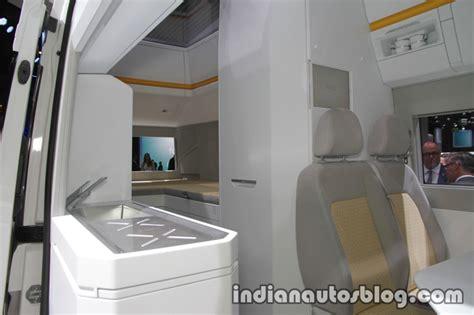 balsan design concept xxl volkswagen california xxl concept interior cabin indian