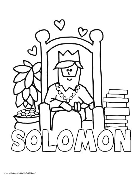 king solomon coloring sheets google search clip art pinterest king solomon coloring page coloring home