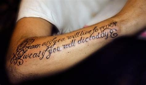 meaningful quotes for tattoos for men 25 meaningful tattoos for which are inspirational