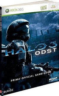 Halo 2 The Official Guide halo 3 odst official strategy guide halopedia the halo