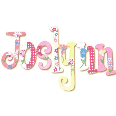 wooden letters for wall joslynn daisies painted wooden hanging wall letters
