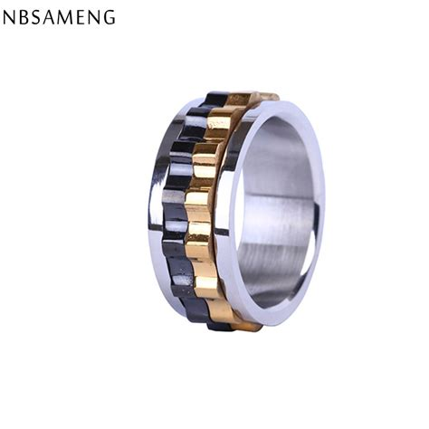 buy wholesale mens gear ring from china mens gear