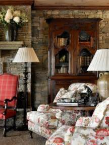 English Cottage Design English Country Living Room