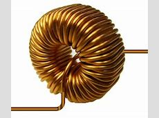 Inductor - how it works - under construction Iron Core Inductor Symbol