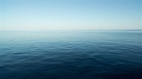 Peaceful And Calm Sea And Sky by dubassy   VideoHive