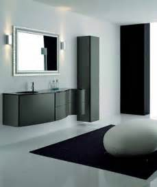 black bathroom cabinets black bathroom cabinets max from novello digsdigs