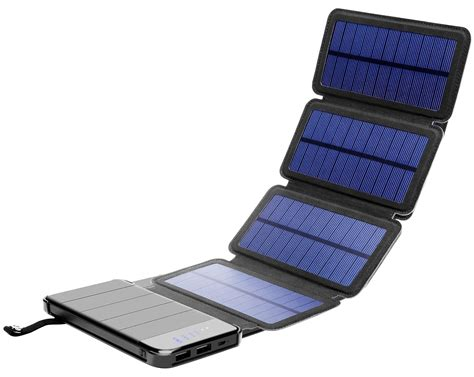 Power Bank Samsung 98 000mah solar phone charger 10 000mah power bank portable