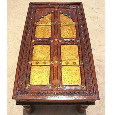 1000 Images About Antique Indian Door Tables On Pinterest Indian Door Coffee Table
