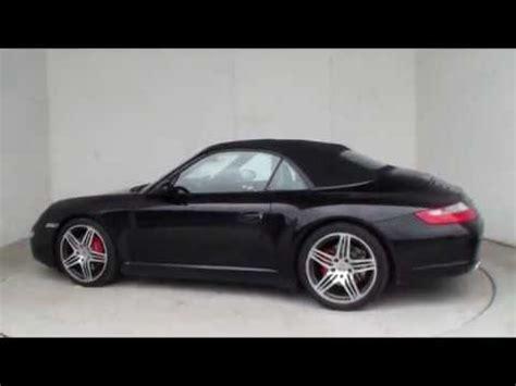 Porsche 911 997 Cabriolet Review by Porsche 911 997 Carrera 4s Cabriolet 25039store Youtube