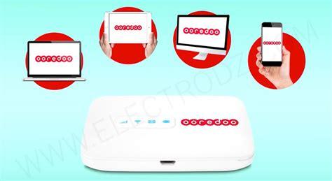 Modem Ooredoo modem 4g ooredoo 20 go d offerts le premier mois alg 233 rie
