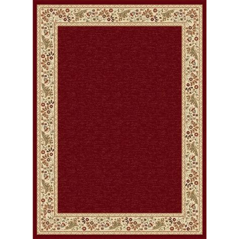 Transitional Area Rug Tayse Rugs Sensation 2 Ft X 3 Ft Transitional Area Rug 4740 2x3 The Home Depot