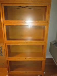 barrister bookcase door slides barrister bookcase with glass doors in side chicago