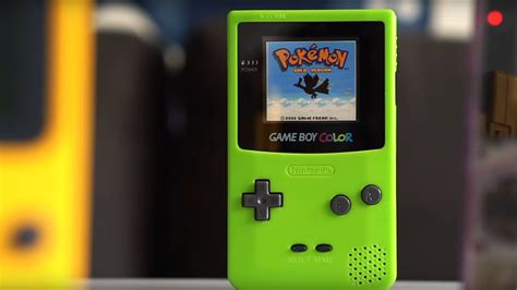 gameboy color mods boy color modder verpassen dem handheld klassiker