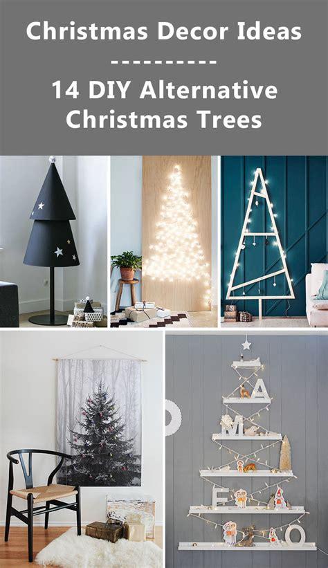 tree alternative ideas decor ideas 14 diy alternative modern