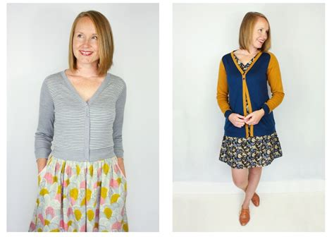 Juniper Pattern Review | jennifer lauren the juniper cardigan downloadable pattern