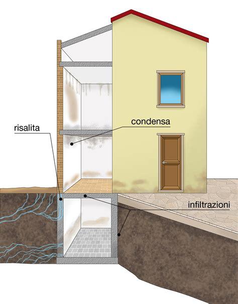 umidit 224 nei muri come riconoscerla cose di casa